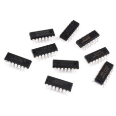 10 PCS HD74LS02P DIP-14 74LS02 Quadruple 2-input Positive NOR Gates New Original