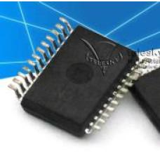 5PCS TPS2220ADBRG4 IC PC CRD PWR-INT SWITCH 24-SSOP TPS2220 2220 TPS2220A 2220A